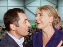 Bundesparteitag Bündnis 90/Die Grünen in Halle/Saale