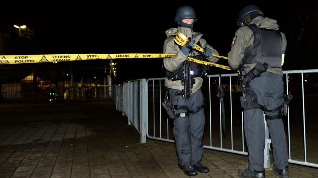 Deutschland - Niederlande abgesagt