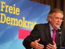 Landesparteitag der Bayern FDP