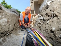 Glasfaser Breitband Internet