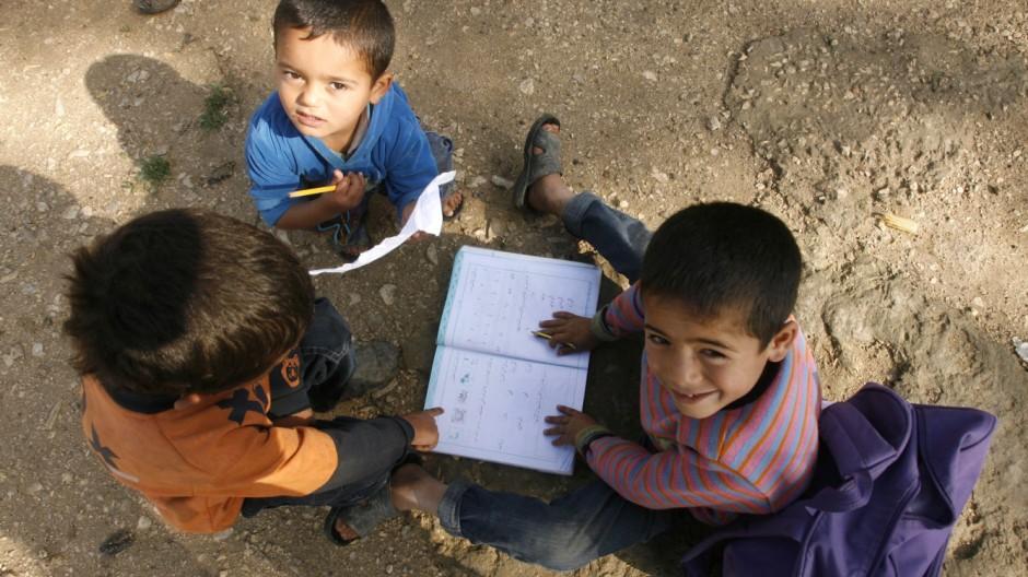 Krieg in Syrien Bericht zur Lage syrischer Kinder