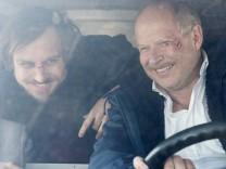 Tatort Kiel: Borowski und die Rückkehr des stillen Gastes; Lars Eidinger und Axel Milberg