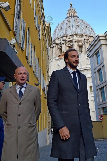 Vatileaks 2 trial in Vatican