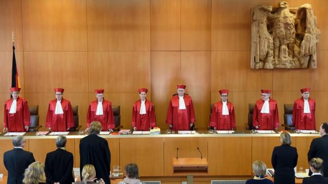 Bundesverfassungsgericht verhandelt über Abstammungserklärung