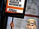 Ein Slip gegen Guantanamo (Bild)