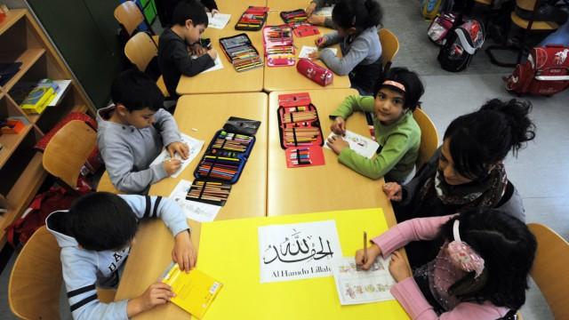 Islamunterricht in Friedrichshafen