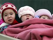 Inuitkinder; AFP