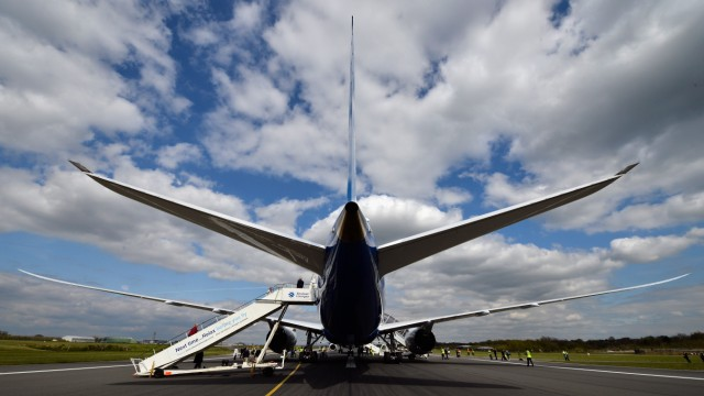 FILE - European Aviation Safety Agency Grounds All 787 Dreamliners