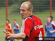 arjen robben getty