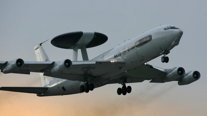 Noch keine NATO-AWACS-Aufklärung über Afghanistan