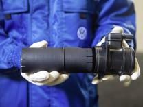Der Strömungstransformator von VW für die EA-189-Motoren