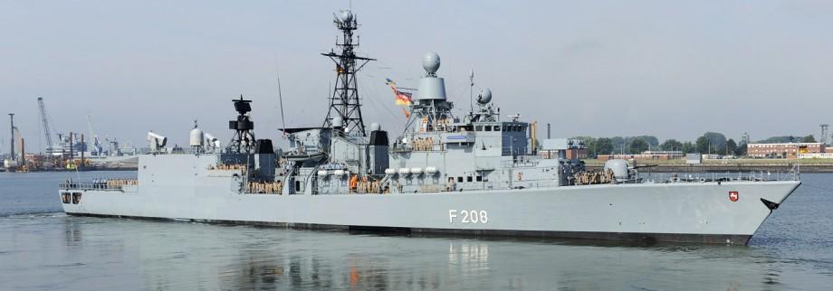 Fregatte Niedersachsen