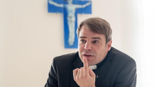 Stefan Oster - Künftiger Bischof von Passau