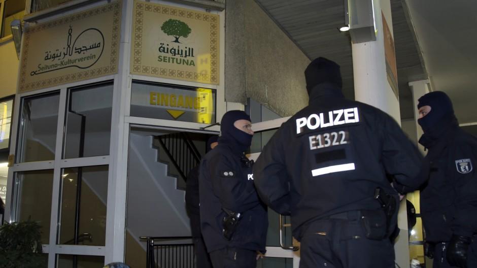Terrorismus Berlin