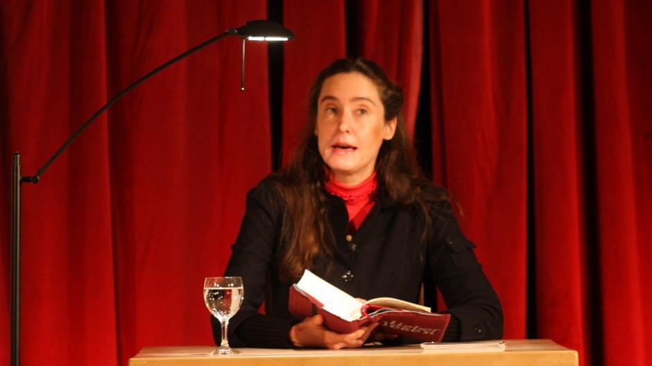 Lesung mit Tanja Kinkel