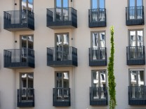"""Gebäudekomplex """"Rodenstock Garten"""" in München, 2015"""