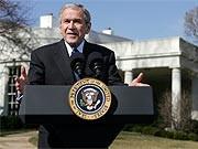 George Bush; Reuters