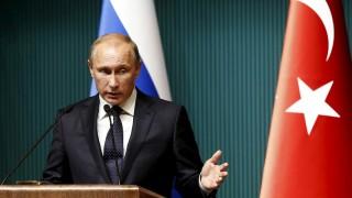 Wladimir Putin, der Präsident von Russland.