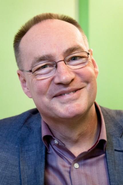 Klaus Grothe-Bortlik, Geschäftsführer Selbsthilfezentrum München Westendstr. 68