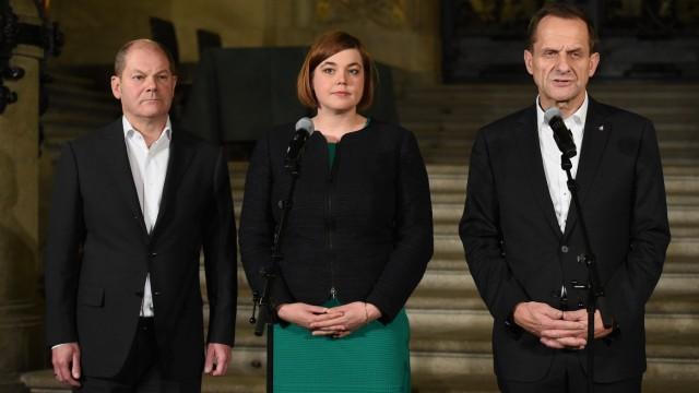 Hamburg Holds Referendum On 2024 Olympics Application