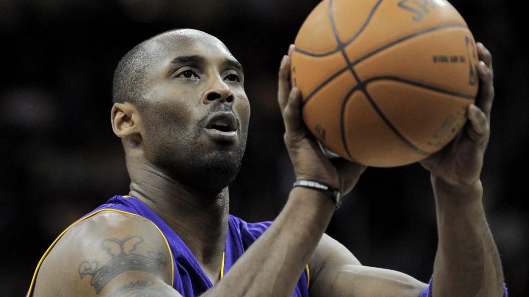 Kobe Bryant verabschiedet sich vom Basketball