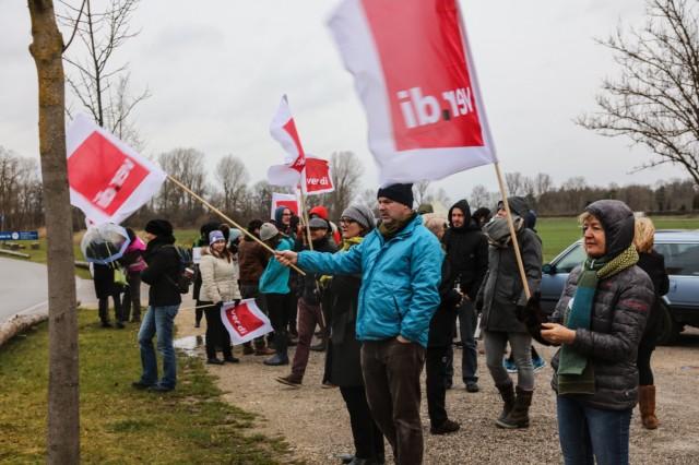 Lehrerstreik