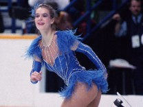 Winter Olympics Figure Skating