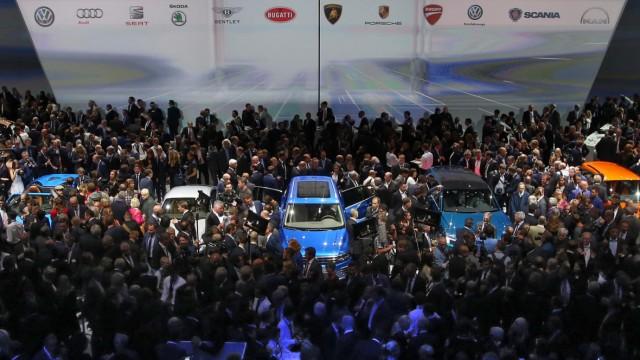 IAA Frankfurt - Volkswagen Group Night