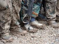 Ausbildung von Peshmerga-Kämpfern