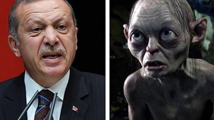 Recep Tyyip Erdogan Meinungsfreiheit