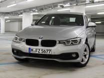 Der neue BMW 318i.