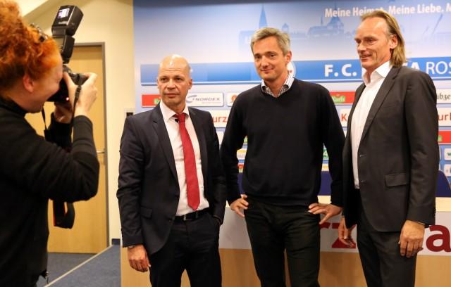 Forderungsverzicht von elf Millionen für Hansa Rostock