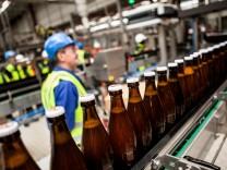 Inbetriebnahme der neuen Paulaner Brauerei in Langwied, 2015