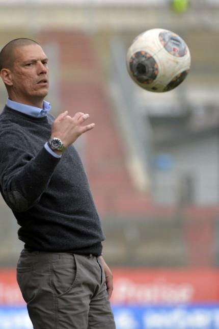 Regionalsport Fußballtrainer Ziege