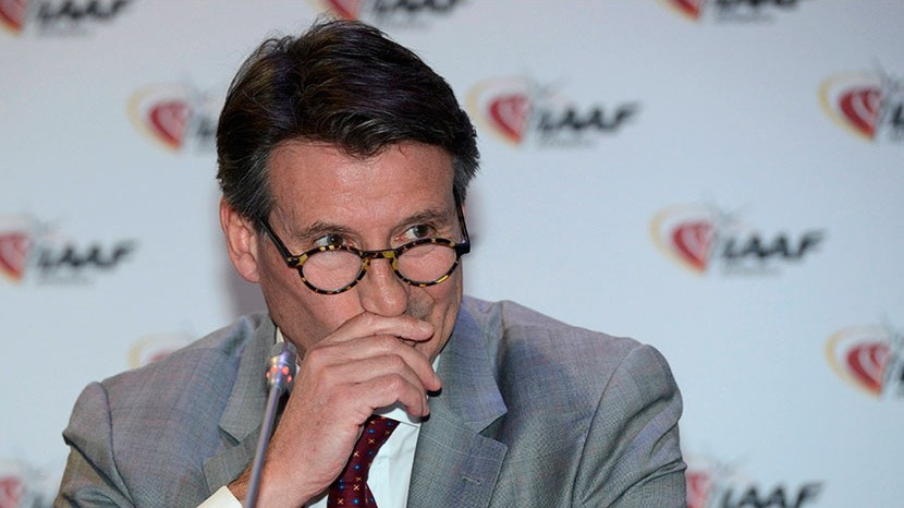 Süddeutsche Zeitung Sport Leichtathletik-Präsident Coe