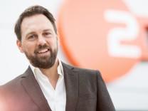 Steven Gätjen und das ZDF