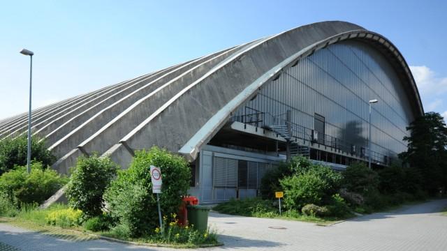 Paketposthalle in München, 2015
