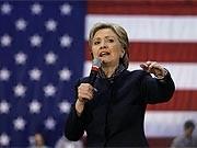 Hillary Clinton; AP