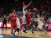 Basketball Euroleague: Brose Baskets Bamberg - Unicaja Malaga