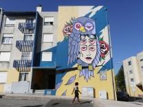 The io neighborhood festival world in Quinta do Mocho Loures 10 02 2014 Report from Quinta do Mo