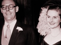 margaret Thatcher wedding