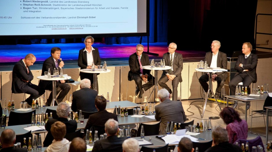 Podiumsdiskussion Podiumsdiskussion