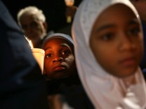Council On American-Islamic Relations Holds Vigil For Victims Of Mass Shootings