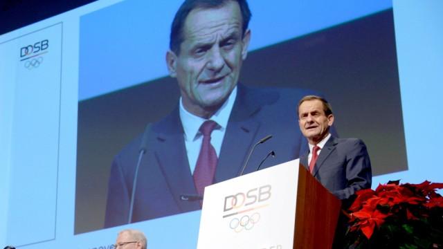 Mitgliederversammlung des DOSB