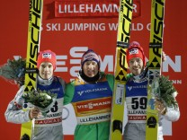 Ski Jumping World Cup in Lillehammer