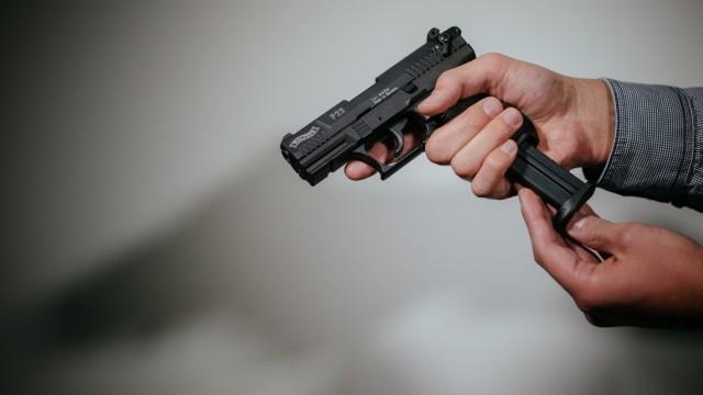 Weniger Schusswaffenbesitzer in Thüringen