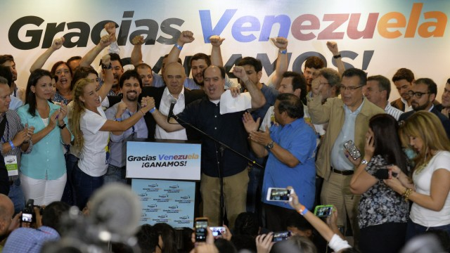 Wahl in Venezuela Venezuela