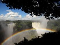 Das große Rauschen:Imposante Wasserfälle auf der ganzenWelt