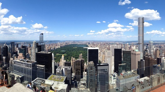 Die Seite Drei Immobilienmarkt New York