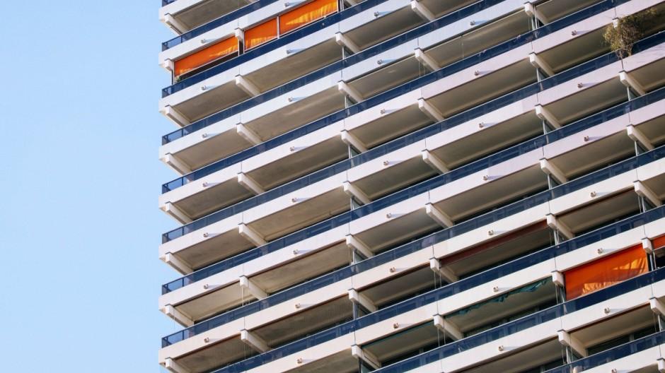 Wohnhochhaus Köln 18 04 2015 Foto xC xHardtx xFuturexImage
